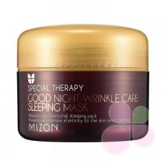 MIZON Ночная маска против морщин Good Night Wrinkle Care Sleeping Mask