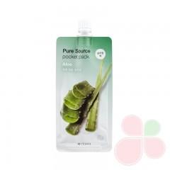 MISSHA Ночная маска для лицас алоэ Pure Source Pocket Mask Aloe