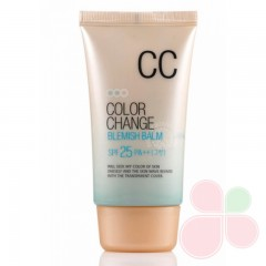 WELCOS Универсальный СС крем Lotus Color Change Blemish Balm SFP 25 PA++