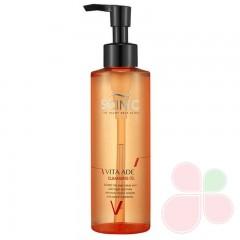 SCINIC Очищающее гидрофильное масло с витаминным комплексом Vita Ade Cleansing Oil