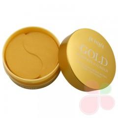 PETITFEE Локальные патчи для век Hydro Gel Eye Patch Premium Gold