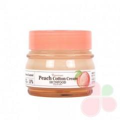 SKINFOOD Матирующий персиковый крем для лица Premium Peach Cotton Cream