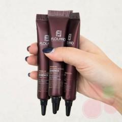 FLOLAND Cыворотка-бустер для поврежденных волос Premium Soothing Booster Essence