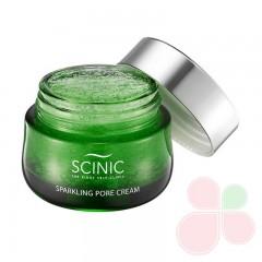 SCINIC Гель-крем для лица увлажняющий для жирной и комбинированной кожи Sparkling Pore Cream