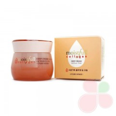 ETUDE HOUSE Увлажняющий крем с морским коллагеном Moistfull Super Collagen Deep Cream