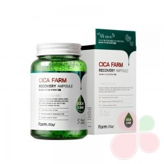 FARMSTAY Ампульная сыворотка для лица с центеллой азиатской Cica Farm Recovery Ampoule