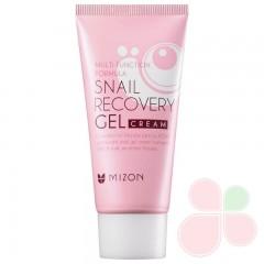 MIZON Гель-крем с экстрактом слизи улитки Snail Recovery Gel Cream