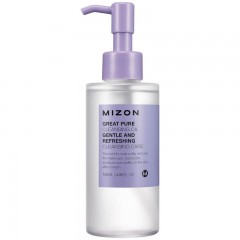 MIZON Гидрофильное масло с натуральными маслами Great Pure Cleansing Oil
