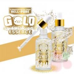 ELIZAVECCA Омолаживающая эссенция с золотом Milky Piggy Hell-Pore Gold Essence