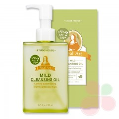 ETUDE HOUSE Гидрофильное масло Real Art Cleansing Oil Mild
