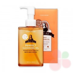 ETUDE HOUSE Гидрофильное масло Real Art Perfect Cleansing Oil