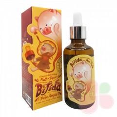 ELIZAVECCA Антивозрастная сыворотка со 100% экстрактом лизата бифидобактерий Milky Piggy Bifida 100%