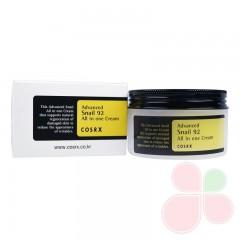 COSRX Высокоактивный крем с муцином улитки Advanced Snail 92 All In One Cream
