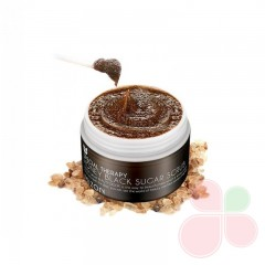 MIZON Скраб с черным сахаром Honey Black Sugar Scrub
