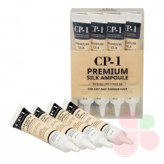 ESTHETIC HOUSE Набор Несмываемая сыворотка для волос с протеинами шелка CP-1 Premium Silk Ampoule
