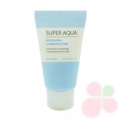 MISSHA Пенка очищающая Super Aqua Refreshing Cleansing Foam