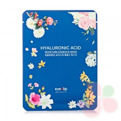EYENLIP Маска для лица тканевая с гиалуроновой кислотой Hyaluronic Acid Moisture Essence Mask