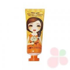 THE ORCHID SKIN Крем для рук отбеливающий Whitening Bbo Yan Hand Cream