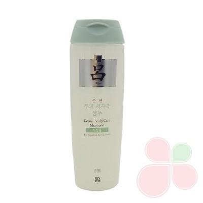 RYO Шампунь для нормальных и жирных волос Derma Scalp Care Shampoo