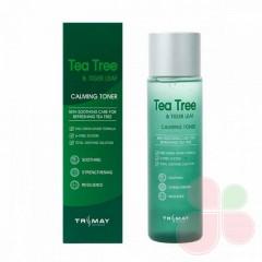TRIMAY Тонер для проблемной кожи с чайным деревом и центеллой Tea Tree Tiger Leaf Calming Toner