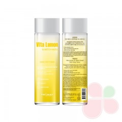 TRIMAY Осветляющий тонер с витаминным комплексом Vita Lemon Witch Hazel Dark Stop Toner