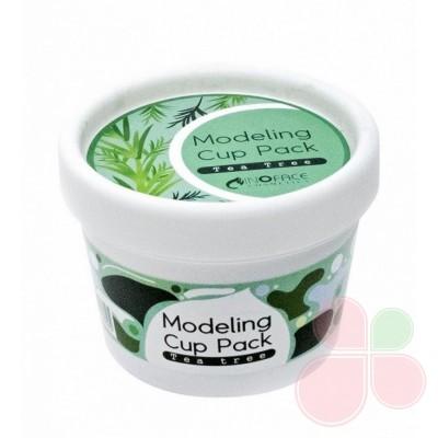INOFACE Альгинатная маска с маслом чайного дерева Modeling Cup Pack Tea Tree