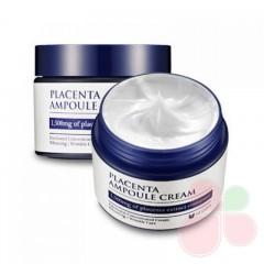 MIZON Антивозрастной крем с плацентой Placenta Ampoule Cream