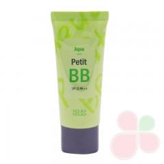 HOLIKA HOLIKA ББ-крем освежающий c экстрактом зеленого чая Petit BB Aqua