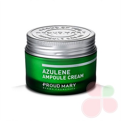 PROUD MARY Крем с азуленом Azulene Ampoule Cream