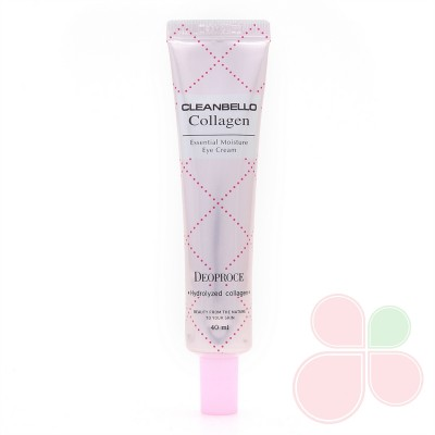 DEOPROCE Омолаживающий крем для век с коллагеном Cleanbello Collagen Essential Moisture Eye Cream