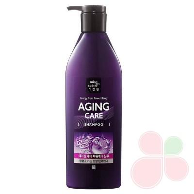 MISE EN SCENE Антивозрастной шампунь Anti-aging Shampoo