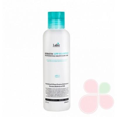 LADOR Шампунь для волос с кератином Keratin LPP Shampoo