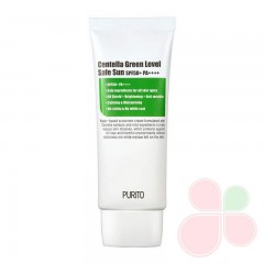 PURITO Солнцезащитный крем для чувствительной кожи Centella Green Sun Level Safe SPF50+PA++++