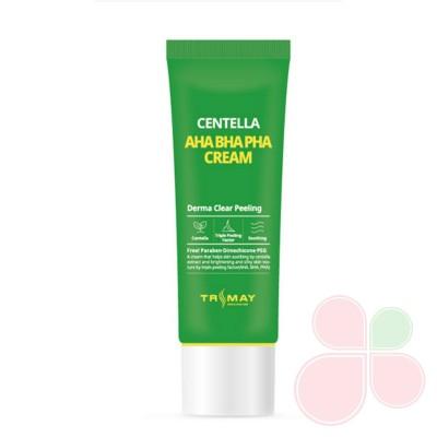 TRIMAY Обновляющий крем с кислотами и центеллой Aha Bha Pha Centella Cream
