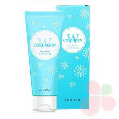ENOUGH Пенка очищающая с коллагеном Collagen Pure Shining Foam Cleansing