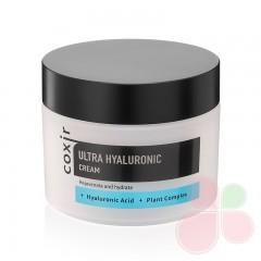 COXIR Крем увлажняющий с гиалуроновой кислотой Ultra Hyaluronic Cream