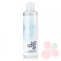 KOCOMEI Тонер с Гиалуроном для Очищения Кожи и Пор Flower Scent Hyaluronic Pore Toner