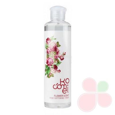 KOCOMEI Тонер с Экстрактом Роз для Очищения Кожи и Пор Flower Scent Rose Pore Toner