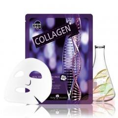 MAY ISLAND Маска для лица с коллагеном Real essence Mask Collagen