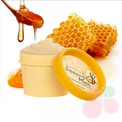 PRRETI Ночная медовая маска для лица Honey & Berry Sleeping Mask