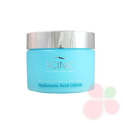 SCINIC Гиалуроновый крем для лица Hyaluronic Acid Cream