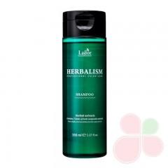 LADOR Слабокислотный травяной шампунь с аминокислотами Herbalism Shampoo