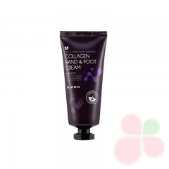 MIZON Кремы для рук и ног с коллагеном — Collagen Hand & Foot Cream