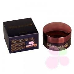 DEOPROCE Крем с черным жемчугом антивозрастной Black Pearl Theraphy Cream