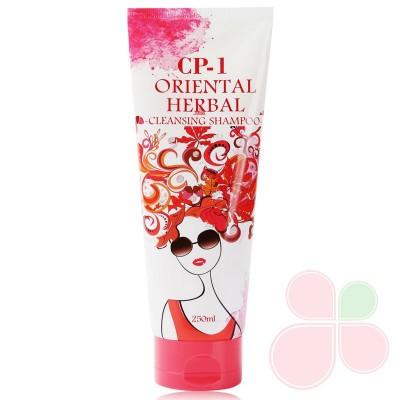 ESTHETIC HOUSE Шампунь для волос с экстрактами восточных трав CP-1 Oriental Herbal Cleansing Shampoo
