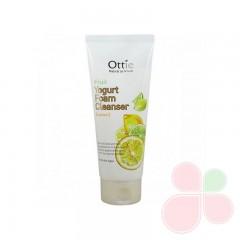 OTTIE Фруктовые йогуртовые пенки (лимон) Fruits Yogurt Foam Cleanser [Lemon]