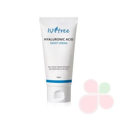 ISNTREE Глубокоувлажняющий крем с гиалуроновой кислотой Hyaluronic Acid Moist Cream