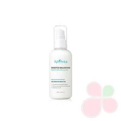 ISNTREE Увлажняющая эмульсия для чувствительной кожи Sensitive Balancing Moisture Emulsion