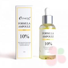ESTHETIC HOUSE Сыворотка для яркости тона с витамином С Formula Ampoule Vita C