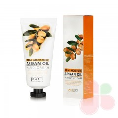 JIGOTT Крем для рук с аргановым маслом Real Moisture Argan Oil Hand Cream